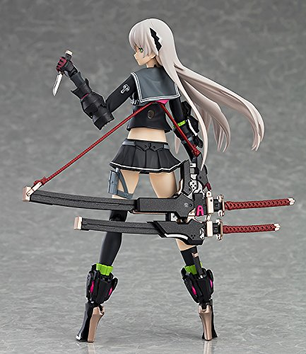 figma 重兵装型女子高生 壱 ノンスケール ABS&PVC製 塗装済み可動フィギュア