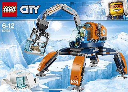 レゴ(LEGO)シティ 北極探査ロボット 60192