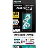 ラスタバナナ ZenFone4 ZE554KL フィルム 平面保護 衝撃吸収 フルスペック 反射防止 液晶保護 JF864ZE554