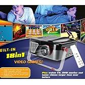 エンターテイメント プロジェクター EMPJ-009 18ビデオゲーム内蔵