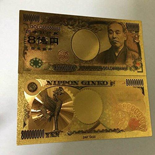 純金箔の8億円 カラーバージョン [並行輸入品]...