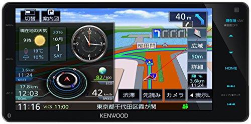 ケンウッド(KENWOOD) カーナビ 彩速ナビ MDV-Z704W