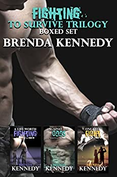 The Fighting to Survive Boxset by [Kennedy, Brenda]