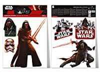 Star Wars wall stickers 窶 2 sheets