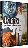 Caltiki, the Immortal Monster ( Caltiki - il mostro immortale ) ( Caltiki the Undying Monster ) by Giacomo Rossi-Stuart