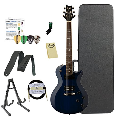 PAUME 245STTB-Kit02 PRS SE 245 スタンダード Translucent Blue エレキギター エレキギター エレクトリックギター (並行輸入)
