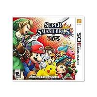 Super Smash Bros 3DS ニンテンドー大乱闘スマッシュブラザーズ 英語北米版 [並行輸入品]