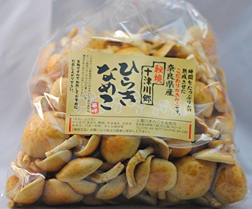 奈良産 ひらき 熟成 なめこ 約520g 産地直送 国産 きのこ キノコ