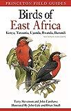 Birds of East Africa: Kenya, Tanzania, Uganda, Rwanda, Burun…