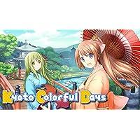 Kyoto Colorful Days(キョウト カラフル デイズ)  【日本語/英語】[オンラインコード]
