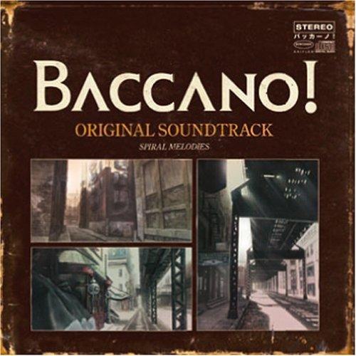 BACCANO! ORIGINAL SOUNDTRACK SPIRAL MELODIES