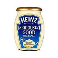 真剣に良いマヨネーズ710ミリリットル (Heinz) (x 6) - Heinz Seriously Good Mayonnaise 710ml (Pack of 6)