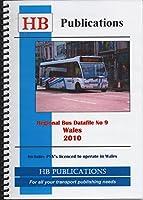 Regional Bus Datafile Wales: No. 9 (Regional Bus Datafiles)