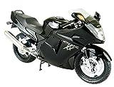 スカイネット 1/12 完成品バイク Honda CBR1100XX スーパーブラックバード (ブラック)