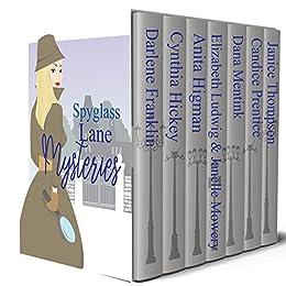 Spyglass Lane Mysteries by [Franklin, Darlene, Hickey, Cynthia, Higman, Anita, Ludwig, Elizabeth, Mowery, Janelle, Mentink, Dana, Prentice, Candice, Thompson, Janice]