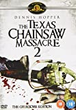The Texas Chainsaw Massacre 2 [Gruesome Edition] [DVD] by Dennis Hopper