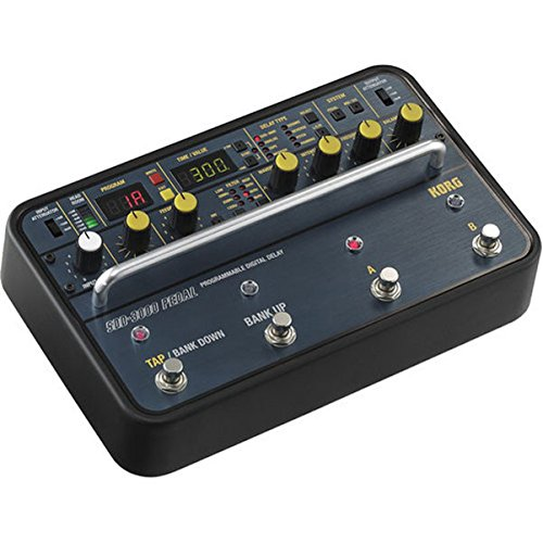 KORG デジタル・ディレイ ペダル・タイプ SDD-3000 PEDAL
