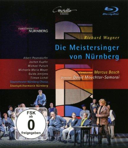 ワーグナー : 「ニュルンベルクのマイスタージンガー」 (全曲) (Wagner : Die Meistersinger von Nurnberg / Marcus Bosch) [Blu-ray] [輸入盤]