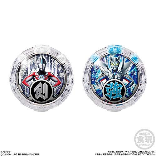 SGループクリスタル 3 (12個入) 食玩・ガム (ウルトラマンR/B)