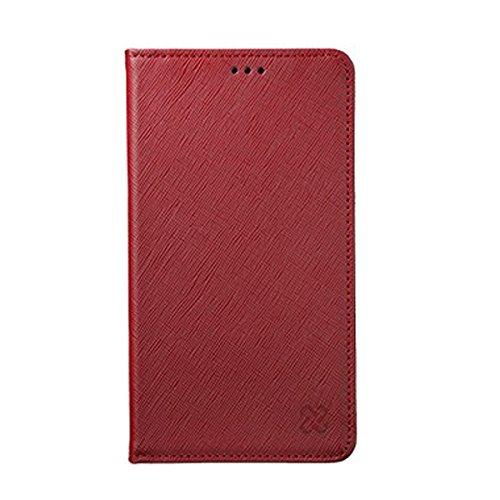 Galaxy S4 Limit Natural Leather リミット 天然 牛革 レザー スマホ 手帳型 フリップ ケース カバー ワイン Wine ギャラクシー S4
