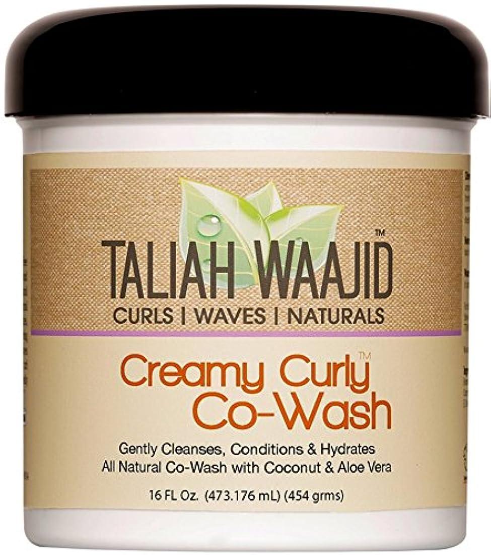 コンプライアンス奨励申し込むTaliah Waajid クリーミーカーリーCowash、16オンス