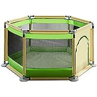 ベビーサークル, ポータブル赤ん坊の遊び場の安全性遊び場の芝生の遊び場屋内の子供の遊びの柵子供の活動の中心のゲームの柵