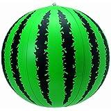 ビーチボール スイカ 直径35cm  81494