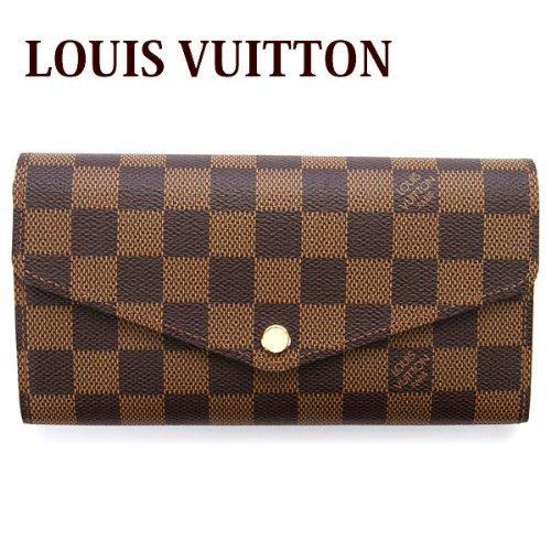 ルイヴィトン ダミエ ポルトフォイユ サラ 長財布 N63209