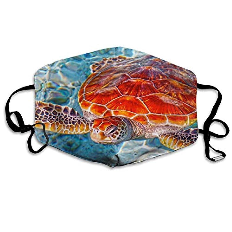 致死対応する作り上げるMorningligh ウミガメ マスク 使い捨てマスク ファッションマスク 個別包装 まとめ買い 防災 避難 緊急 抗菌 花粉症予防 風邪予防 男女兼用 健康を守るため