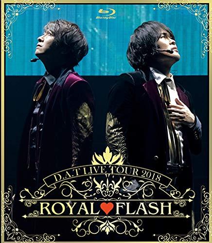 【BD】D.A.T LIVE TOUR2018「ROYAL FLASH」 [Blu-ray]