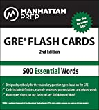 500 Essential Words (Manhattan Prep GRE Strategy Guides)