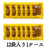 半熟カレーせん 煎餅屋仙七 1ケース12袋入り【 80g x 12】