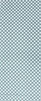 注染 手ぬぐい てぬぐい 市松 いちまつ 和柄 34 90 cm 日本製(水色)