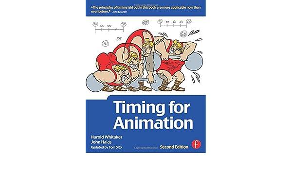 amazon timing for animation john halas harold whitaker tom