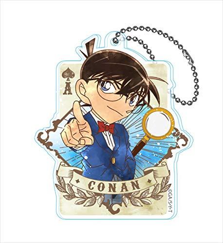 名探偵コナン トランプシリーズ アクリルキーチェーン BOX商品 1BOX=6個入り、全6種類