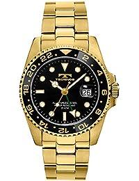 TECHNOS テクノス GMT 限定モデル メンズ 腕時計 T2134GB