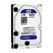 【Amazon.co.jp限定】WD HDD 内蔵ハードディスク 3.5インチ 3TB WD Blu...