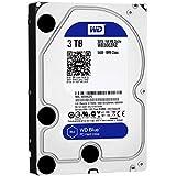 【Amazon.co.jp限定】WD HDD 内蔵ハードディスク 3.5インチ 3TB Blue WD30EZRZ/AFP / 5,400rpm / SATA3.0 / 2年6ヶ月保証
