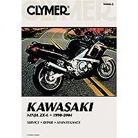 クライマー Clymer マニュアル 整備書 90年-04年 カワサキ ZX-6D/E 700468 M468-2