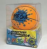 オンダ ウェーブランナー メガボール SPT 9cm 【 バスケットボール 】 水に沈まない 飛び跳ねる ボール WR800B-SPT