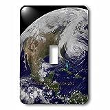 3drose LSP _ 76779_ 1ハリケーンSandy NASA地球Observatory Single切り替えスイッチ