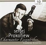 Prokofiev: Charmanter Exzentriker/Charming Eccentric [10 CD] (2011-03-08)