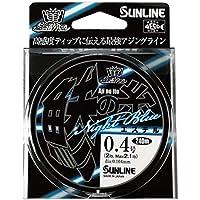サンライン(SUNLINE) ライン ソルティメイト 鯵の糸エステルNightBlue 240m 2LB 0.4号