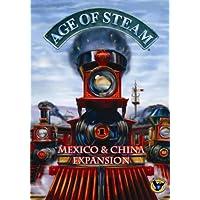 蒸気の時代拡張:メキシコ/中国(Age of Steam Expansion: Mexico & China)