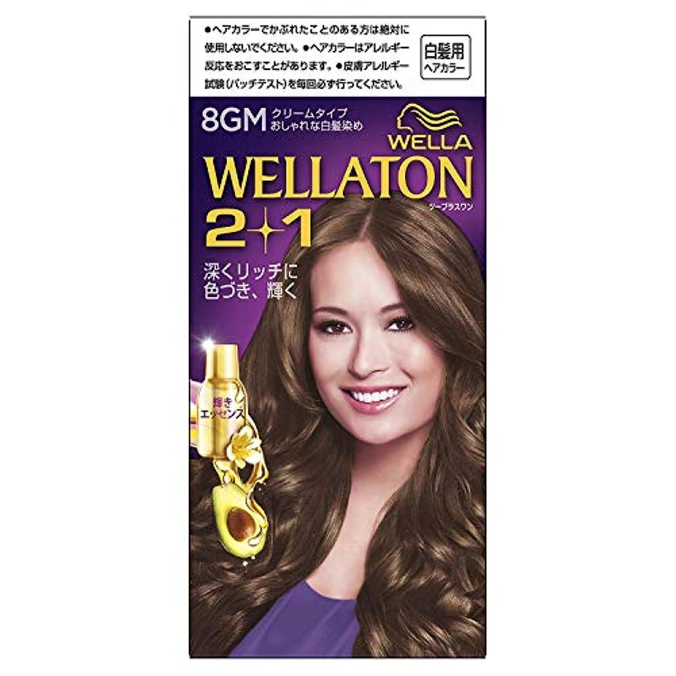 ウエラトーン2+1 クリームタイプ 8GM [医薬部外品] ×6個