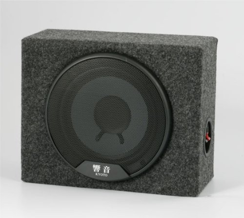 【小型バフレス型】6.5インチウーハー&ウーハーボックスセット 響音 CHB-065
