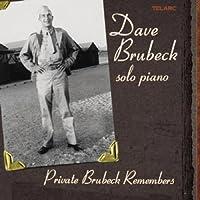 Private Brubeck Remembers (Hybr)