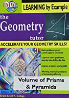 Volume of Prisms & Pyramids: Geometry Tutor [DVD] [Import]