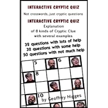 Interactive Cryptic Quiz