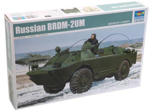 1/35 ソビエト軍 BRDM-2UM指揮通信車